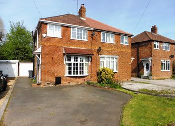 Thumbnail 2 bed semi-detached house to rent in Hurdis Road, Shirley, Solihull