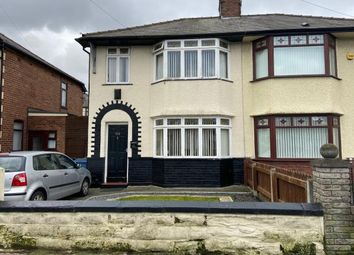 Thumbnail 3 bed semi-detached house for sale in Muirhead Avenue East, West Derby, Liverpool