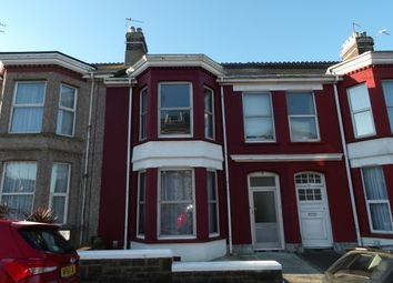 Thumbnail 4 bed property to rent in Hamilton Gardens, Mutley, Plymouth