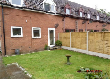 Thumbnail 1 bed terraced house for sale in The Meadows, Foxholes, Driffield