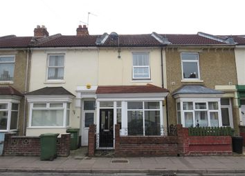 Thumbnail 3 bed terraced house for sale in Wilson Road, Portsmouth