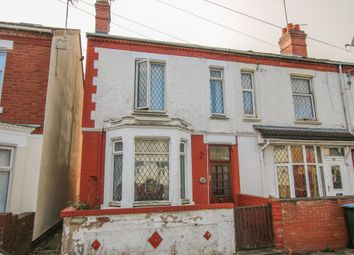 Thumbnail 3 bed end terrace house for sale in Wyley Road, Coventry