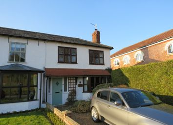 Thumbnail 2 bed property for sale in Norwich Road, Hethersett, Norwich