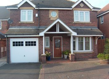 Thumbnail 4 bed detached house to rent in Forestgate, Palmersville, Newcastle