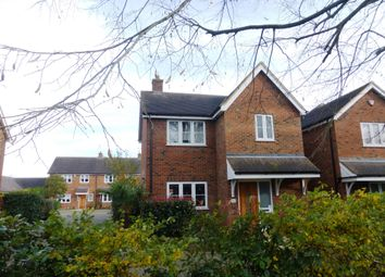 Thumbnail 3 bedroom detached house for sale in The Grove, Shephall Green, Stevenage