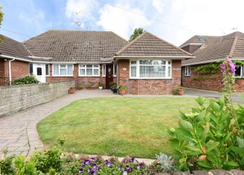 Thumbnail 3 bed semi-detached bungalow for sale in Franklyn Road, Walton-On-Thames