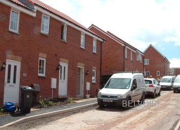 Thumbnail 2 bedroom semi-detached house to rent in Post Coach Way, Exeter