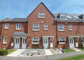 Thumbnail 4 bedroom terraced house for sale in Tyne Way, Rushden