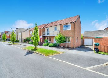 Thumbnail 3 bedroom detached house for sale in Highland Drive, Broughton, Milton Keynes