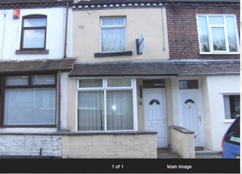 Thumbnail 2 bed terraced house to rent in King William Street, Tunstall, Stoke-On-Trent