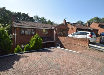 Thumbnail 5 bedroom detached house for sale in Oakleigh Close, Walderslade, Chatham