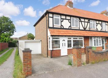 Thumbnail 3 bed semi-detached house for sale in Bedford Avenue, North Bersted, Bognor Regis, West Sussex