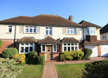 Thumbnail 5 bed detached house for sale in Cooden Drive, Bexhill-On-Sea