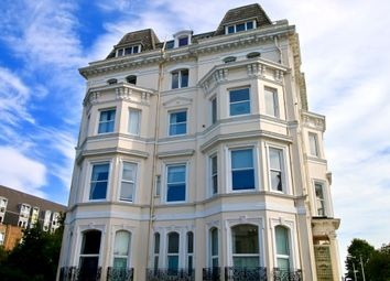 Thumbnail 3 bed flat to rent in Clifton Gardens, Folkestone