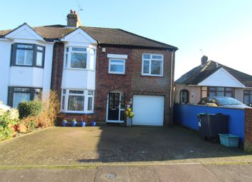 Thumbnail 5 bed semi-detached house for sale in Maidstone Road, Chatham, Kent