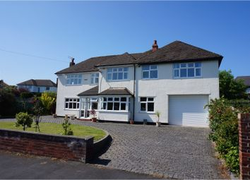 Thumbnail 5 bed detached house for sale in Kings Walk, West Kirby