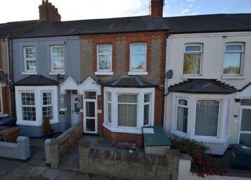 Thumbnail 3 bed terraced house for sale in Glan-Y-Mor Terrace, Kingsthorpe, Northampton