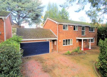 6 bed detached house for sale in Elm Road, Horsell, Woking GU21