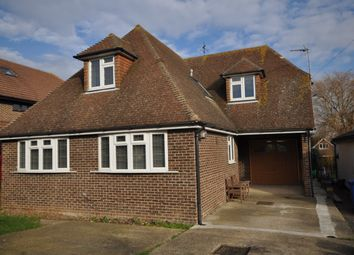 Thumbnail 4 bed detached house to rent in Scarborough Drive, Minster On Sea, Sheerness