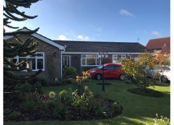 Thumbnail 4 bed detached bungalow for sale in Back Lane, Badwell Ash
