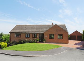 Thumbnail 3 bed detached bungalow for sale in Box Tree Close, Defford, Worcester