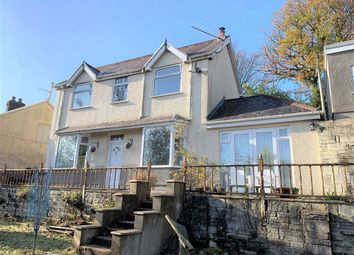 Thumbnail 3 bed detached house for sale in Wesley Terrace, Pontardawe, Swansea