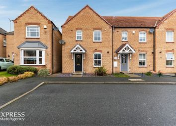 Thumbnail 3 bed end terrace house for sale in Northbridge Park, St Helen Auckland, Bishop Auckland, Durham