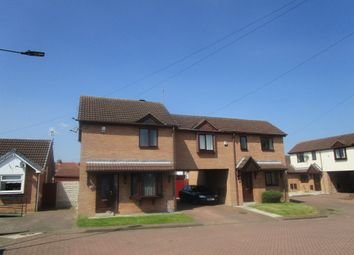 Thumbnail 2 bed semi-detached house for sale in Harpenden Close, Dunscroft, Doncaster