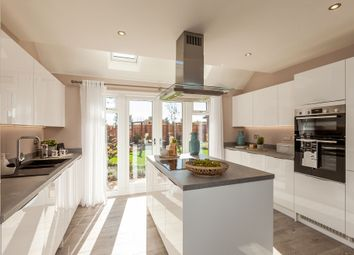 "Thumbnail 4 bedroom detached house for sale in ""The Berrington"" at Manchester Road, Congleton"