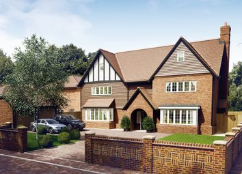 "Thumbnail 5 bed detached house for sale in ""The Robinson"" at Upper Froyle, Alton"