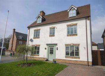 Thumbnail 5 bedroom detached house for sale in 1, Lon Maldwyn, Llansantffraid Ym, Powys