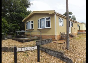 Thumbnail 2 bedroom mobile/park home for sale in Woodland Park, Swansea Road, Waunarlywdd