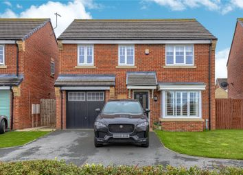 Thumbnail 4 bed detached house for sale in Bramble Close, Stainton, Middlesbrough
