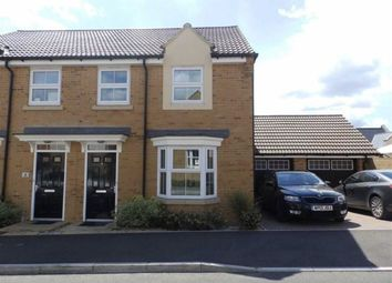 Thumbnail 3 bed semi-detached house to rent in Slade Street, Swindon, Wiltshire