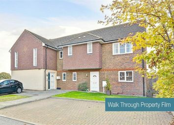 Thumbnail 2 bed flat for sale in The Sidings, Hailsham