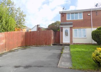 Thumbnail 2 bed property for sale in Maes Yr Mellion, Bryncoch, Neath