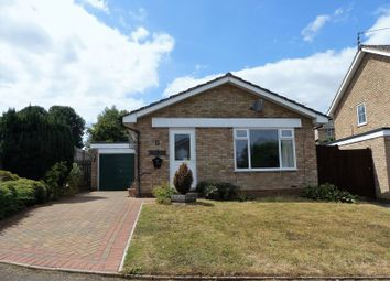 Thumbnail 2 bed detached bungalow for sale in Fusilier Road, Daventry