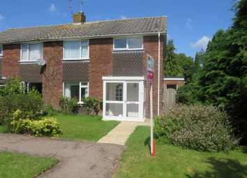Thumbnail 3 bed semi-detached house for sale in Ockley Way, Hassocks