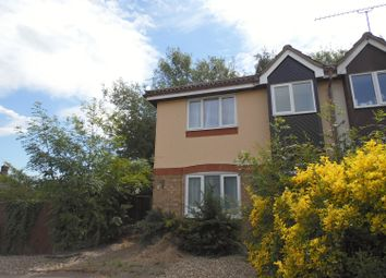 Thumbnail 1 bed end terrace house for sale in Milward Gardens, Bracknell