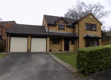 Thumbnail 5 bedroom detached house for sale in Malvern Drive, Dibden Purlieu