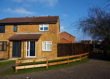 Thumbnail 2 bed semi-detached house for sale in Rubens Gate, Springfield, Chelmsford