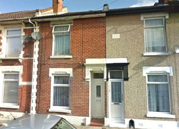 Thumbnail 2 bedroom terraced house to rent in Gruneisen Road, Portsmouth, Hampshire