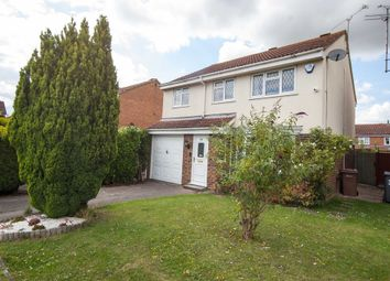 Thumbnail 4 bed detached house for sale in Carriage Drive, Springfield, Chelmsford