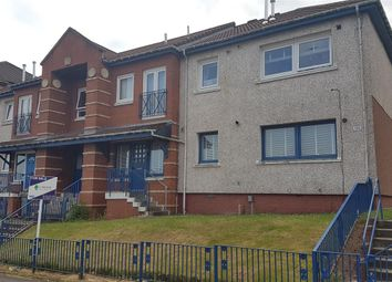 Thumbnail 1 bed flat for sale in Sandaig Road, Glasgow