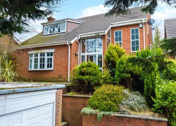 Thumbnail 3 bed detached house for sale in Liverpool Road, Aughton, Ormskirk
