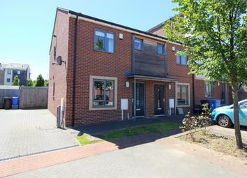 Thumbnail 2 bed town house for sale in Parkside Mews, Sheffield
