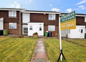 Thumbnail 2 bed flat for sale in Maltby Close, Moorside, Sunderland