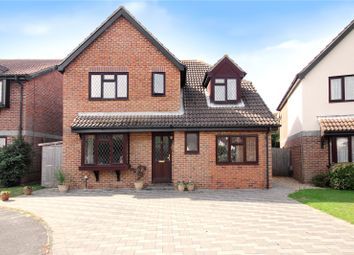 Thumbnail 4 bed detached house for sale in Rockall Close, Littlehampton