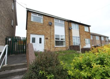 Thumbnail 2 bed semi-detached house to rent in Parkhill Grove, Wakefield