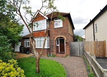 Thumbnail 3 bed detached house to rent in Wendy Crescent, Guildford, Surrey